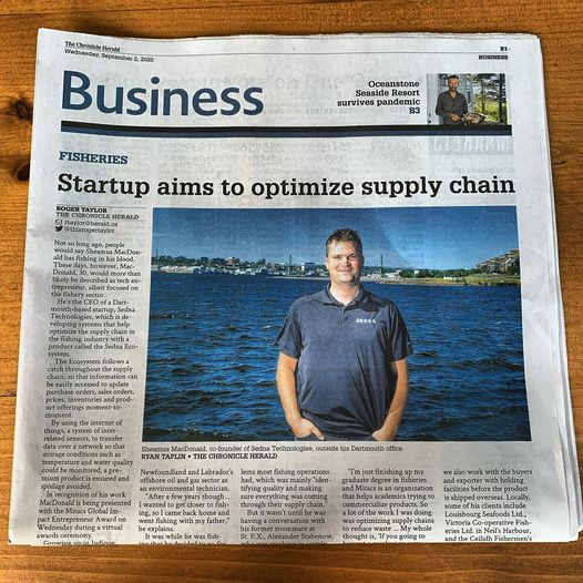 Startups Aim to Optimize Supply Chain