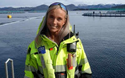 New General Manager at Sedna in Norway